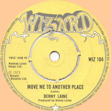 Denny Laine Find A Way Somehow